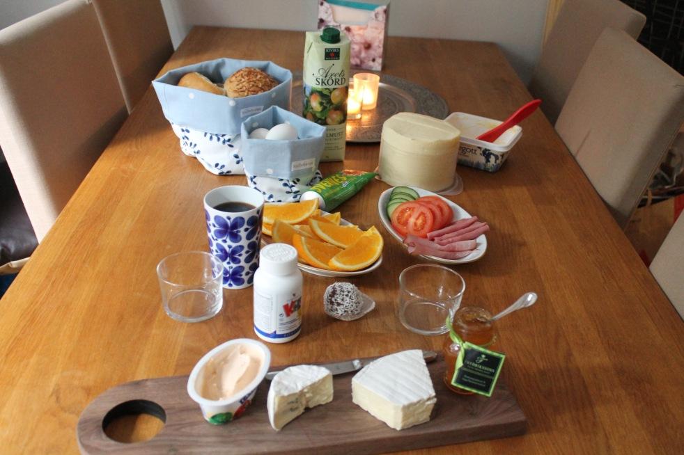 lordagsfrukost