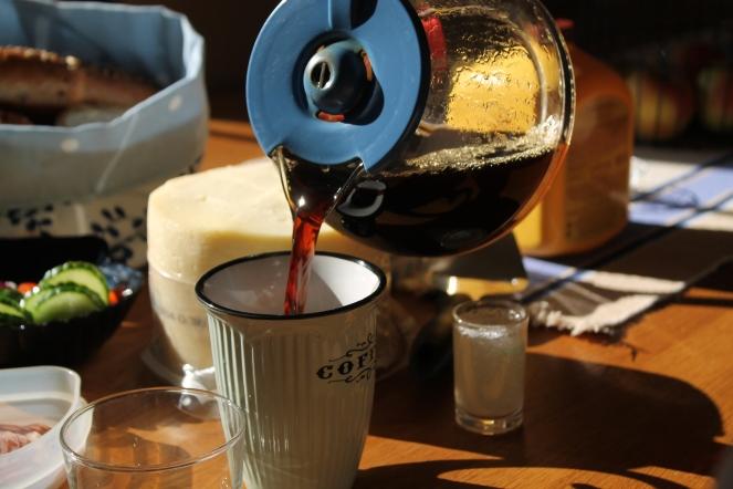 lördag kaffe